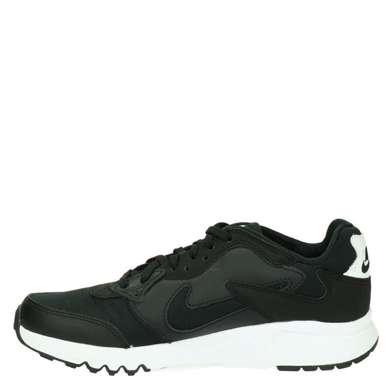 Nike Atsuma - Lage sneakers - Zwart