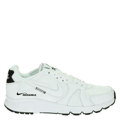Nike Atsuma - Lage sneakers - Wit