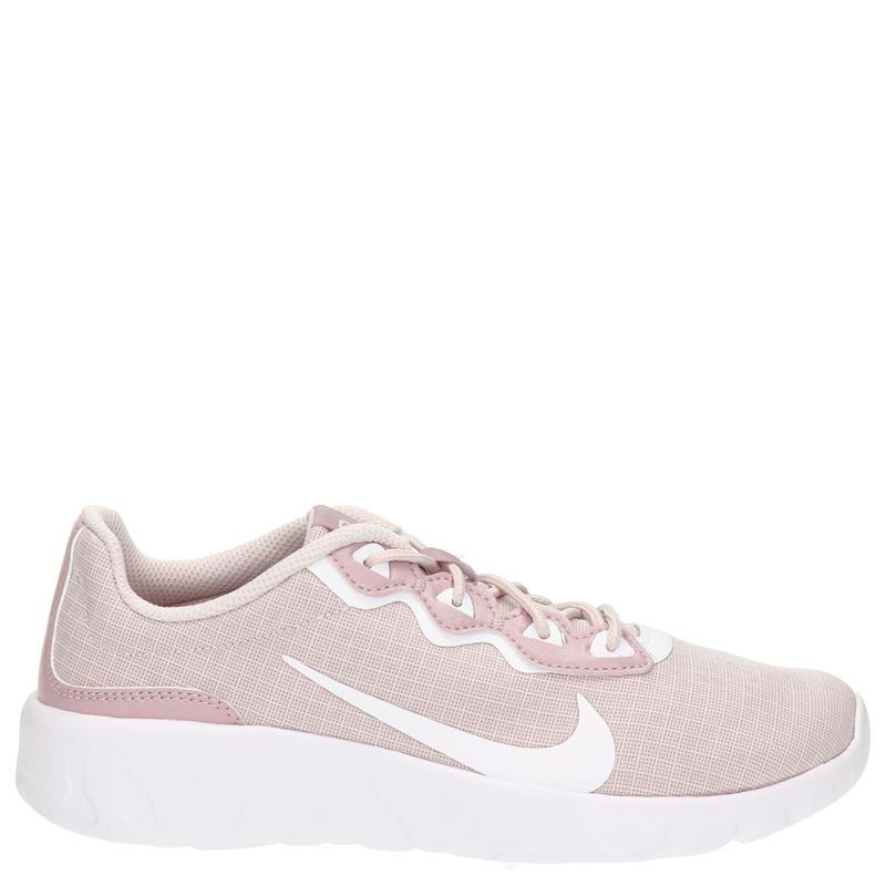 Nike Explore Strada - Lage sneakers - Roze