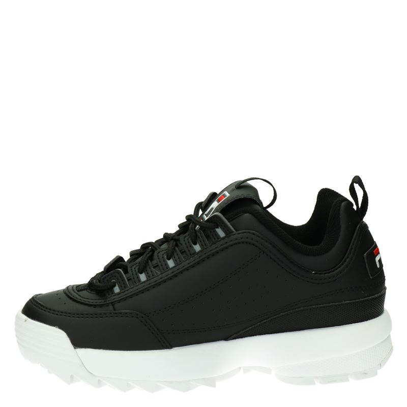Fila Disruptor - Dad Sneakers - Zwart