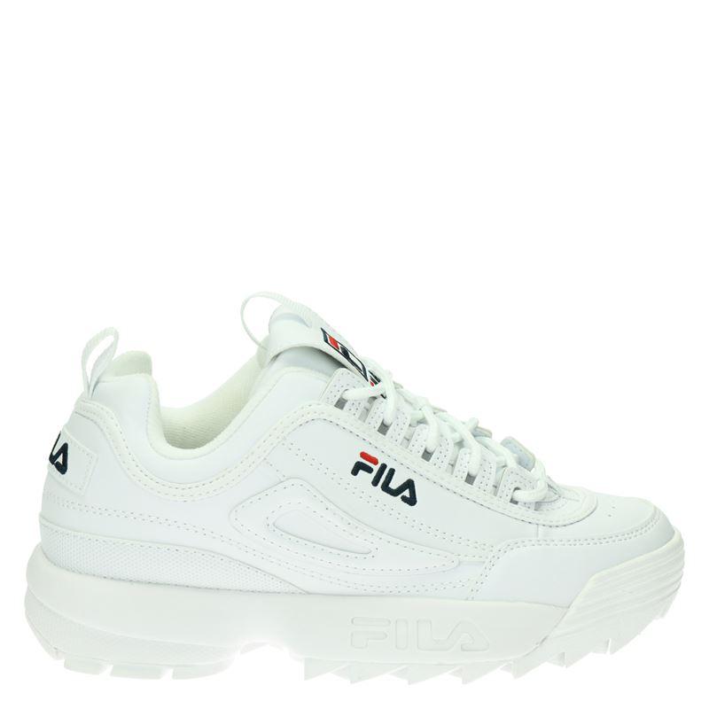 Fila damesschoenen in het wit kopen? Nelson.nl
