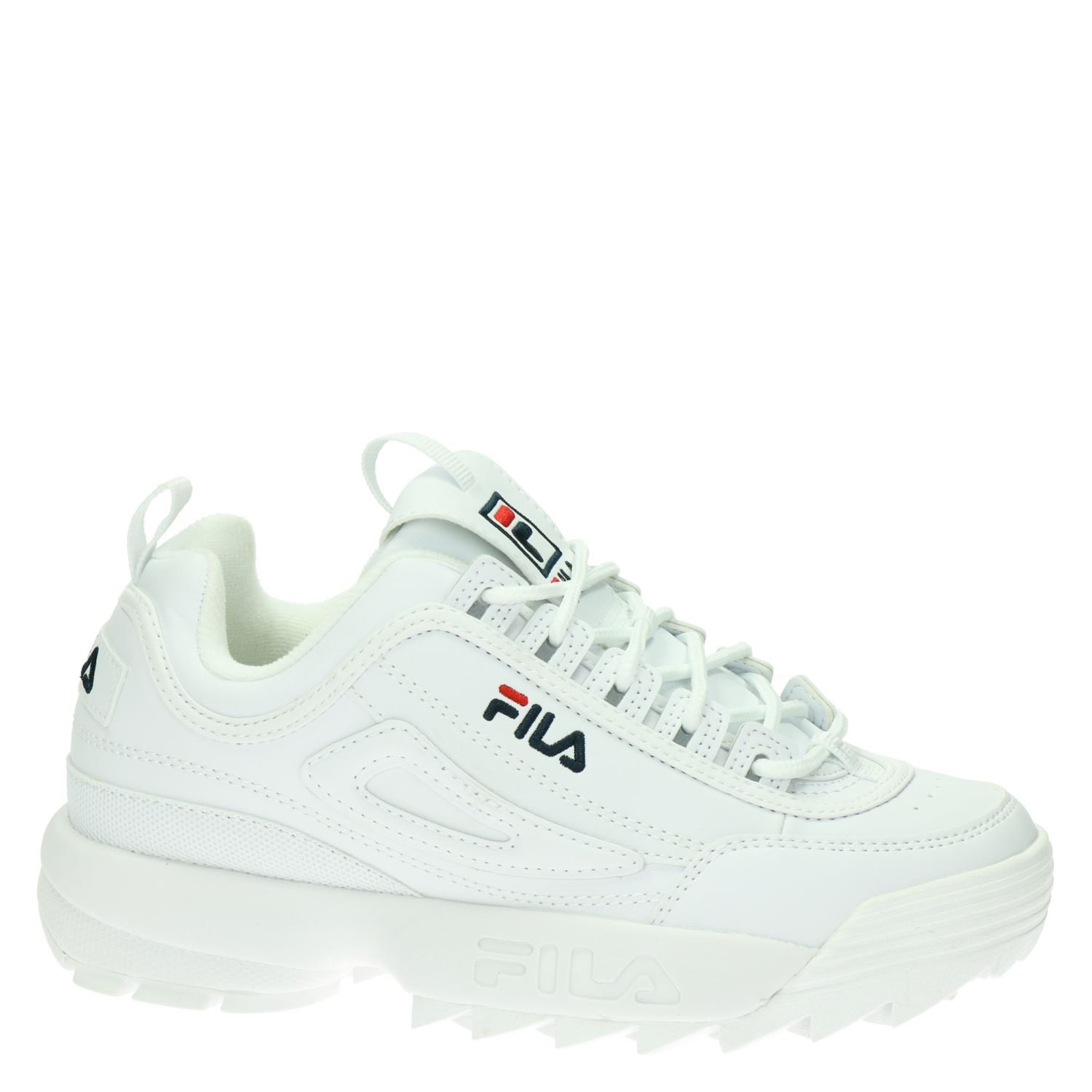 Fila Disruptor - Dad Sneakers voor dames - Wit MIyBFT3