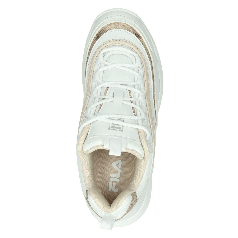 Fila Ray F - Dad Sneakers voor dames - Beige PtNc9Dx