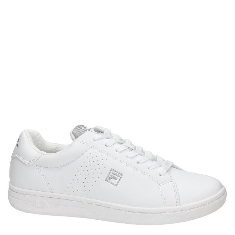 Fila Crosscourt 2 - Lage sneakers - Wit