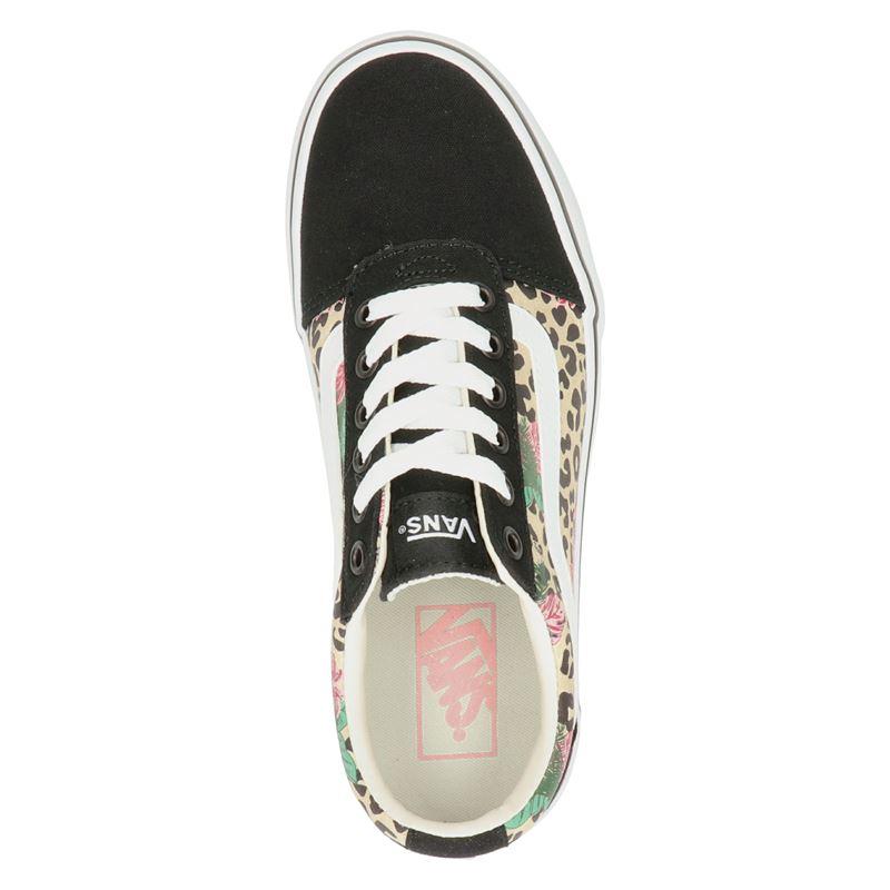 Vans Ward - Lage sneakers - Bruin