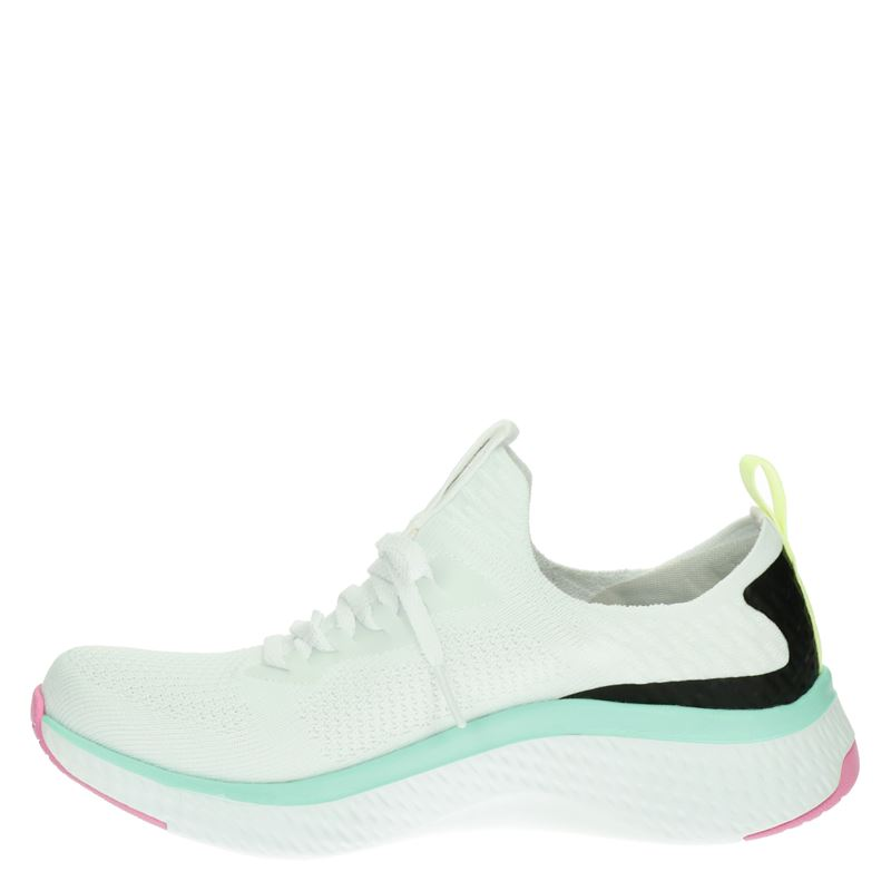 Skechers Stretch Fit - Lage sneakers - Wit