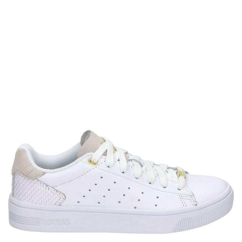 K-Swiss Court Frasco - Lage sneakers - Wit