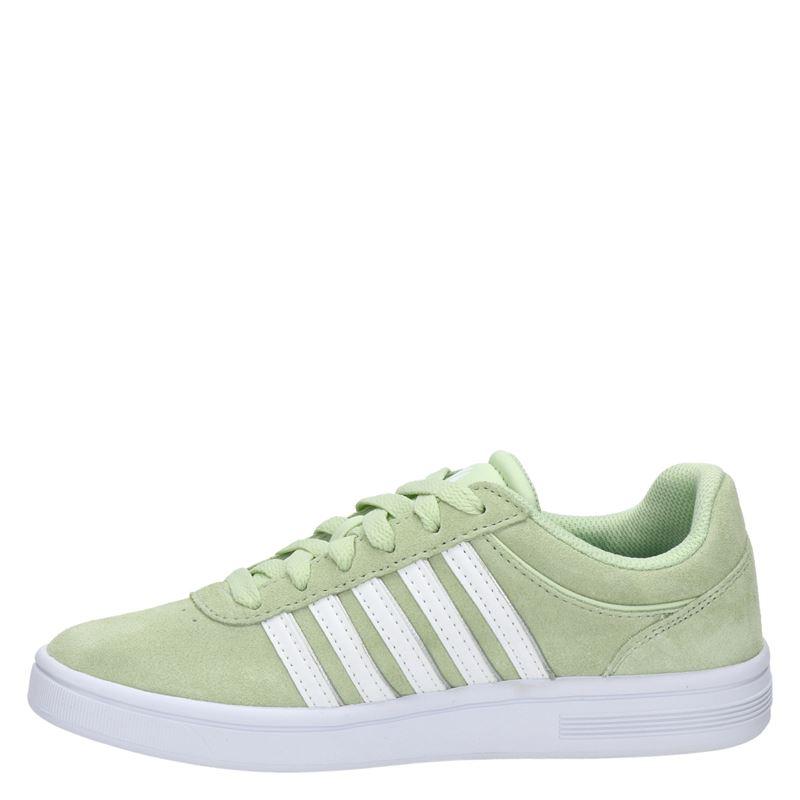 K-Swiss Court Cheswick - Lage sneakers - Groen