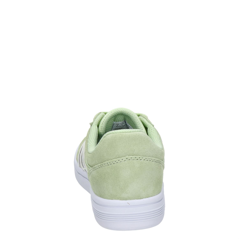 K-Swiss Court Cheswick - Lage sneakers voor dames - Groen 974x7ps