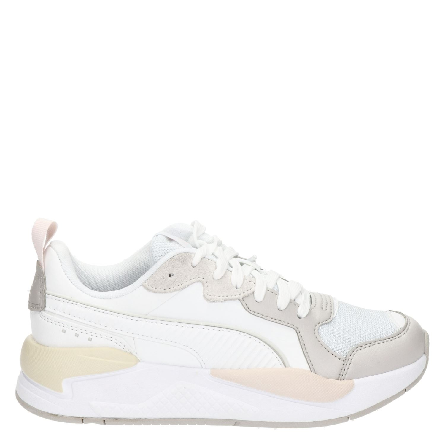 puma sneakers dames wit