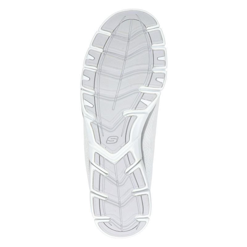 Skechers - Lage sneakers - Wit