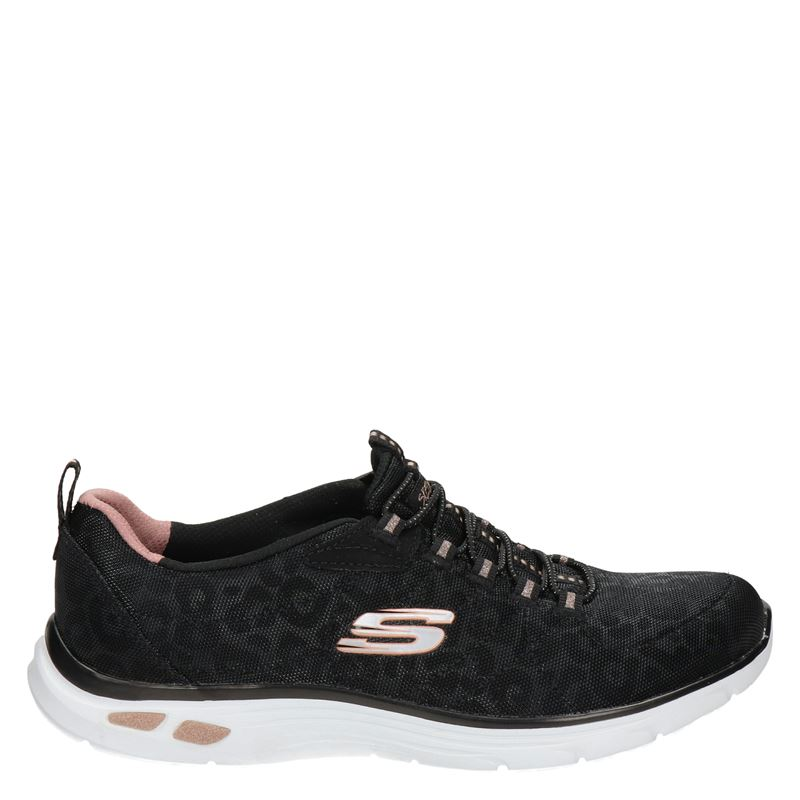Skechers Relaxed Fit - Lage sneakers - Zwart