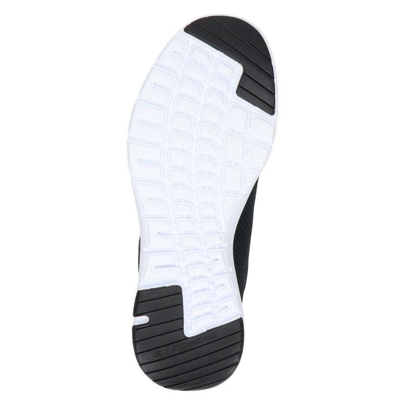 Skechers Flex Appeal 3.0 - Lage sneakers - Zwart