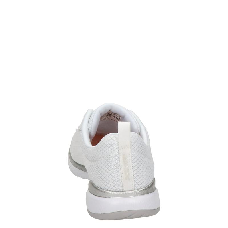 Skechers Flex Appeal 3.0 - Lage sneakers - Wit