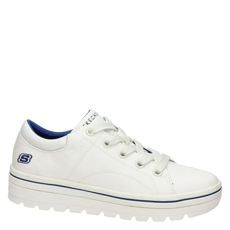 Skechers Heritage - Lage sneakers - Wit