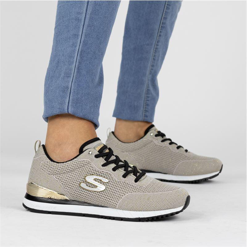 Skechers Originals - Lage sneakers - Taupe