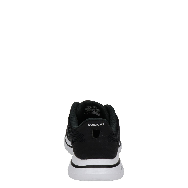 Skechers - Lage sneakers voor dames - Zwart HsGFp4Z