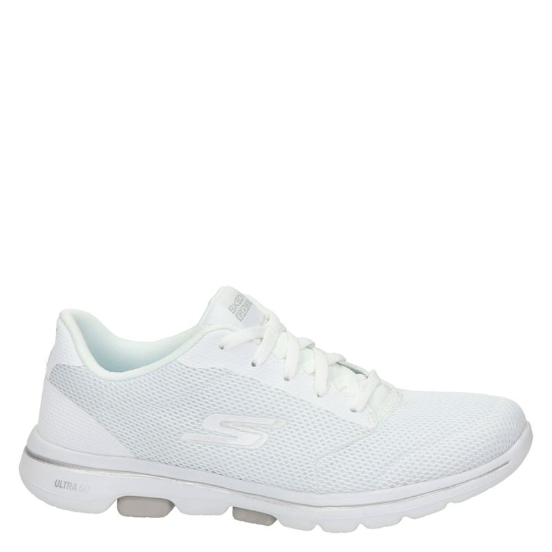 Skechers Go Walk 5 - Lage sneakers - Wit