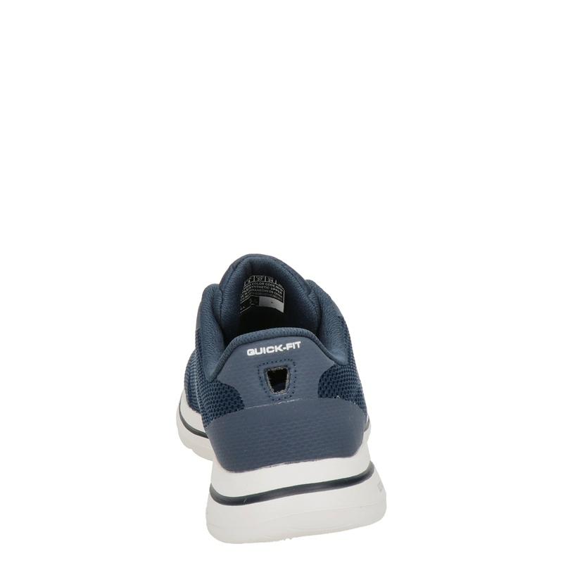 Skechers Go Walk 5 - Lage sneakers - Blauw