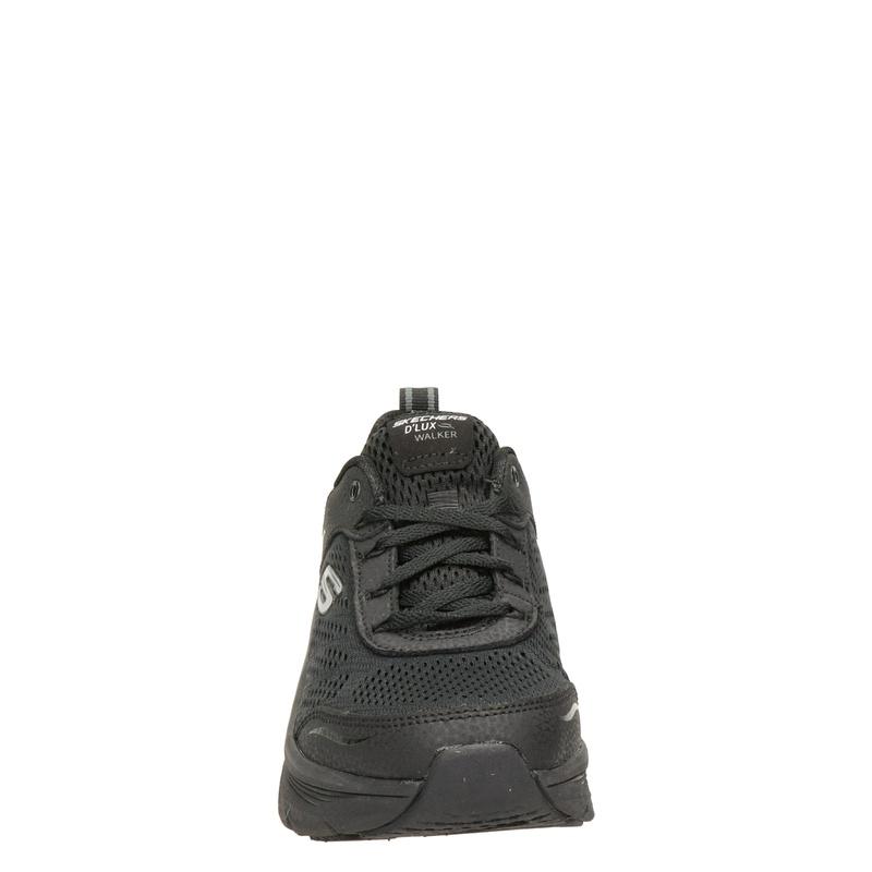 Skechers D'Lux Walker - Dad Sneakers - Zwart
