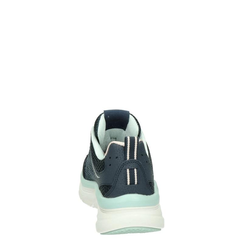 Skechers D'Lux Walker - Dad Sneakers - Blauw