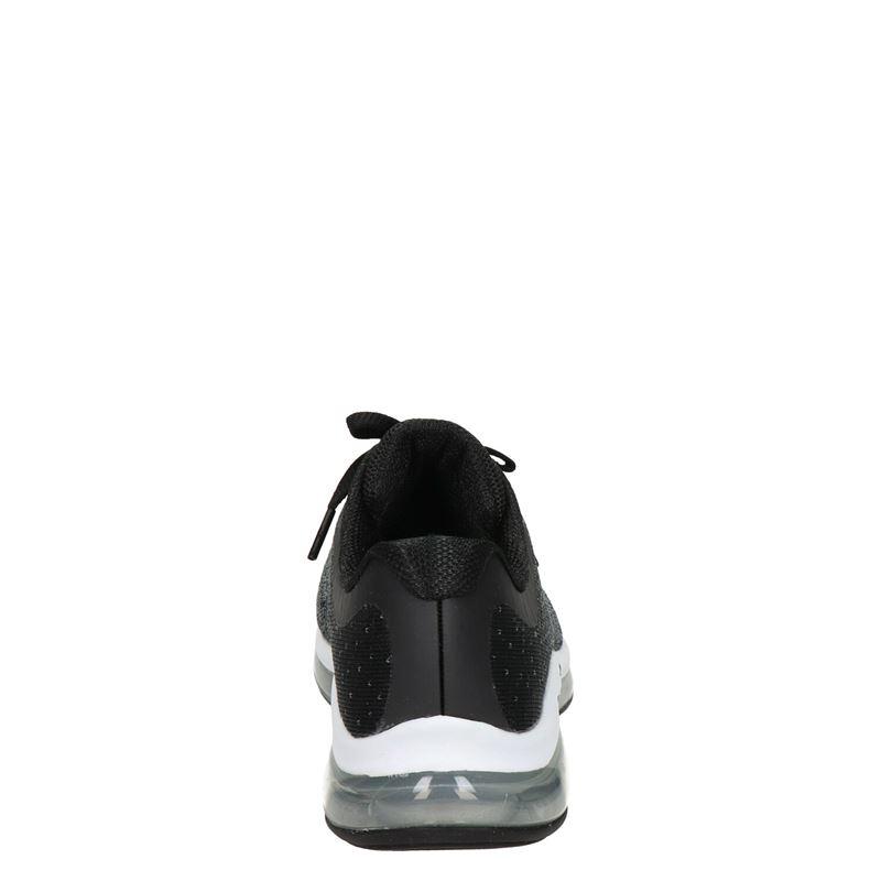 Skechers Skech-Air - Instapschoenen - Zwart