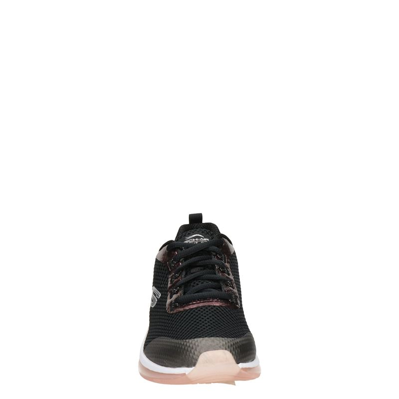 Skechers Skech Air - Lage sneakers - Zwart