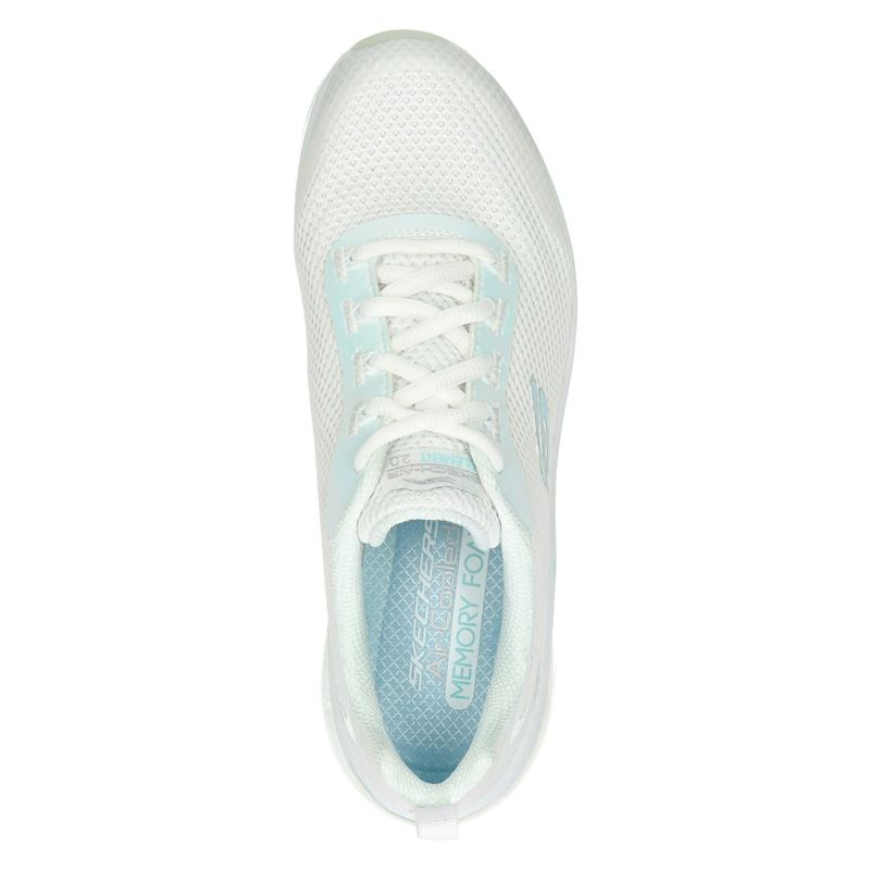 Skechers Skech Air - Lage sneakers - Wit