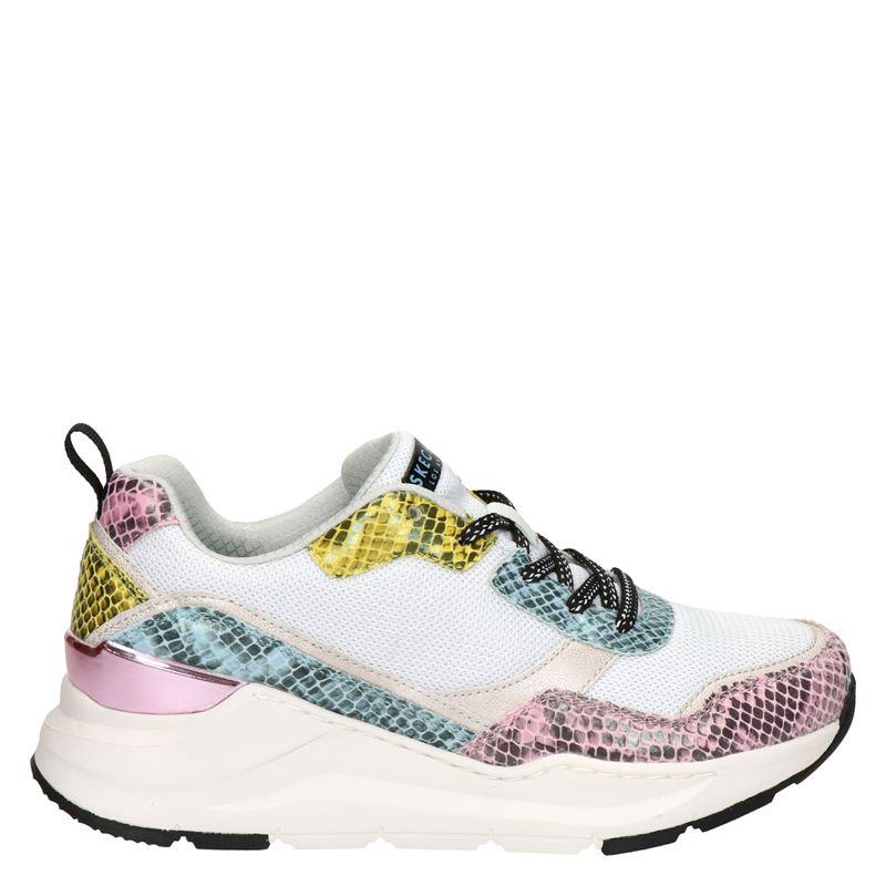 Skechers Rovina - Dad Sneakers - Wit