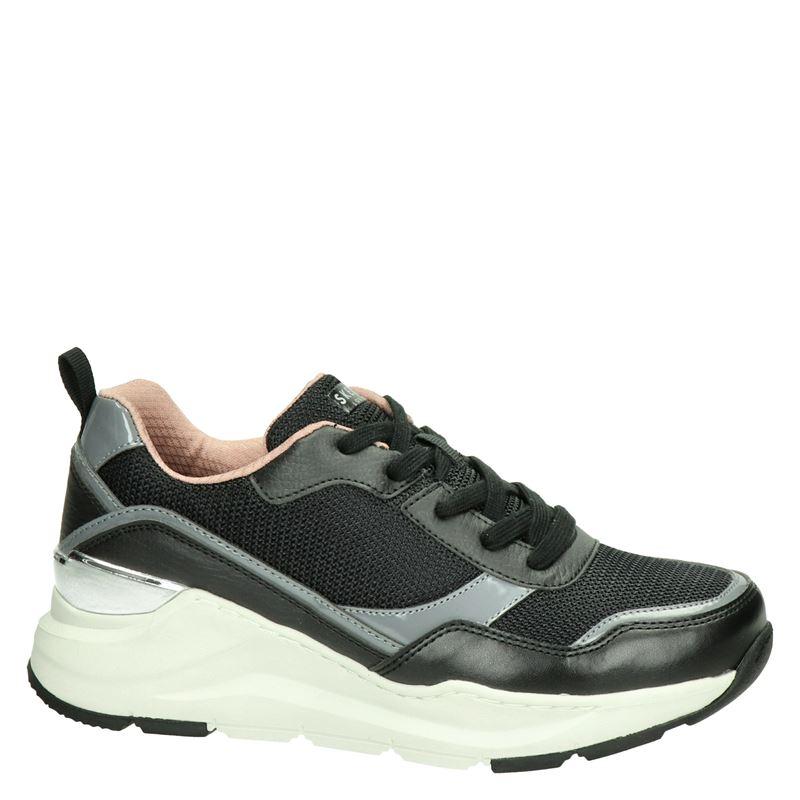 Skechers Rovina - Lage sneakers - Zwart