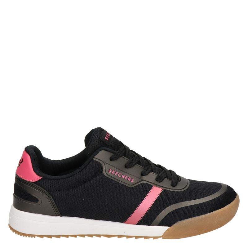 Skechers Heritage - Lage sneakers - Zwart