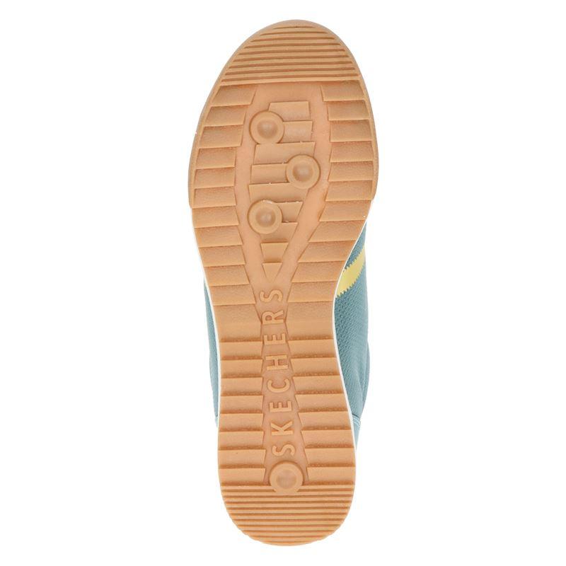 Skechers Heritage - Lage sneakers - Blauw