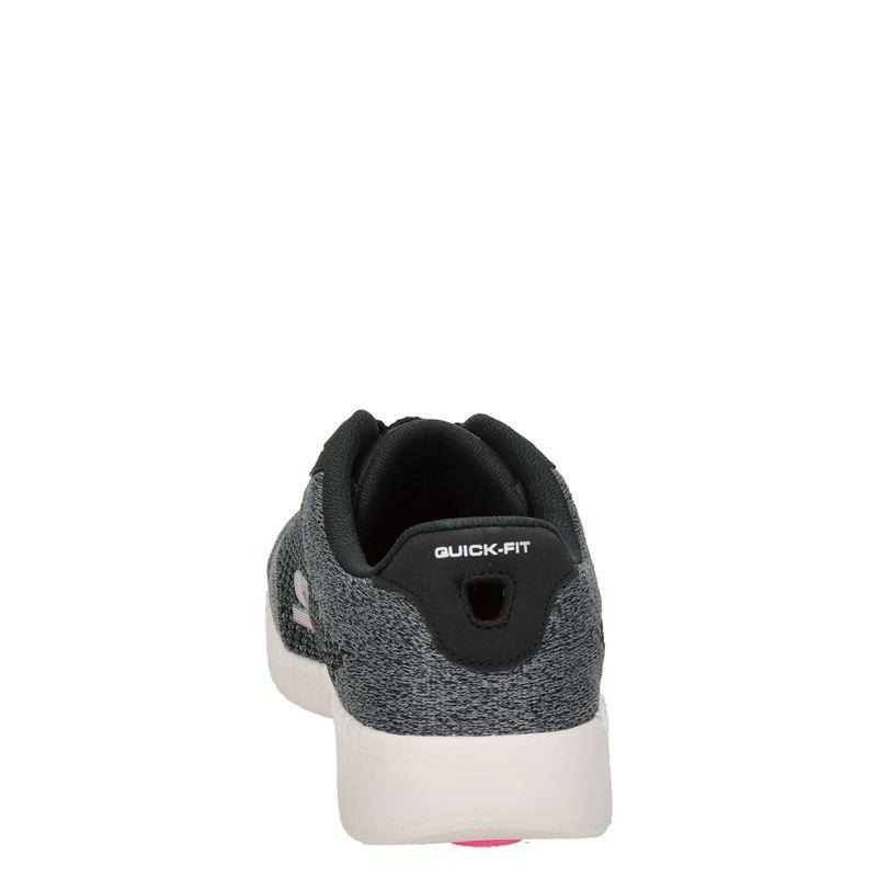 Skechers Performance - Lage sneakers - Zwart