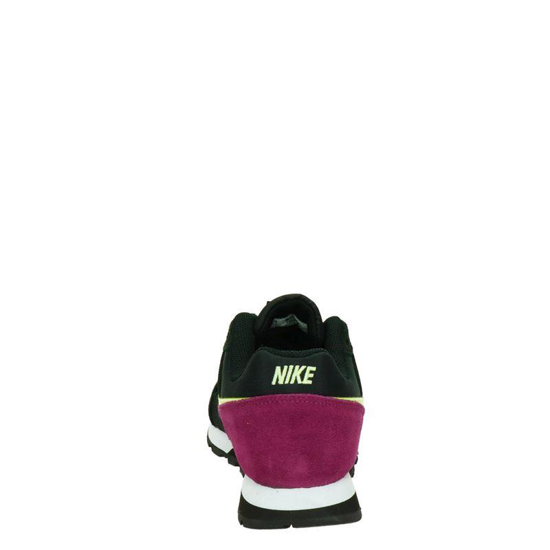Nike MD runner seasonal - Lage sneakers - Zwart