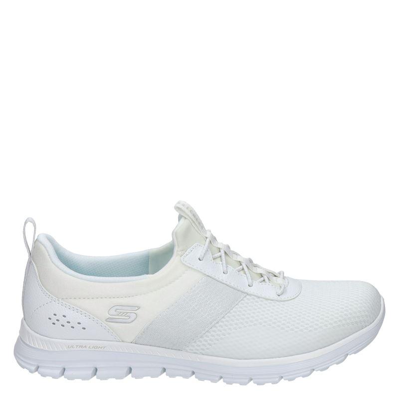 Skechers Sport Active - Lage sneakers - Wit