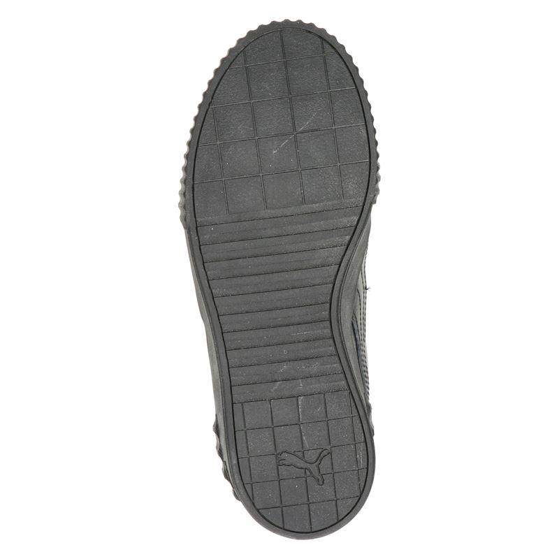 Puma Carine Lift - Lage sneakers - Zwart