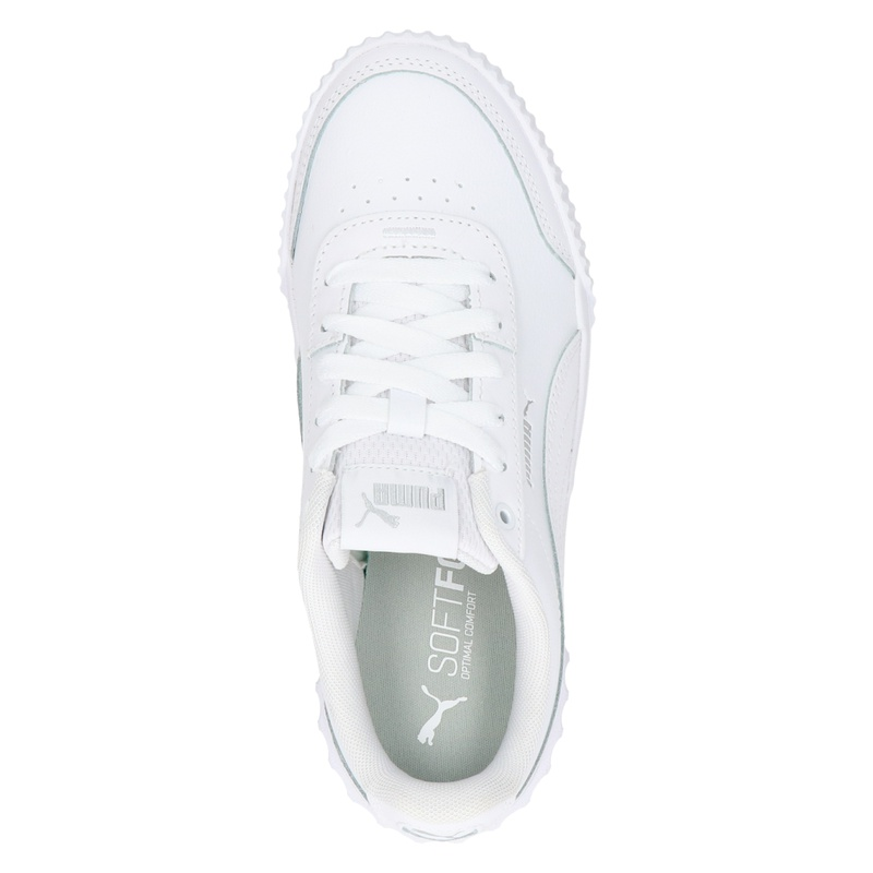 Puma Carina Lift - Lage sneakers - Wit