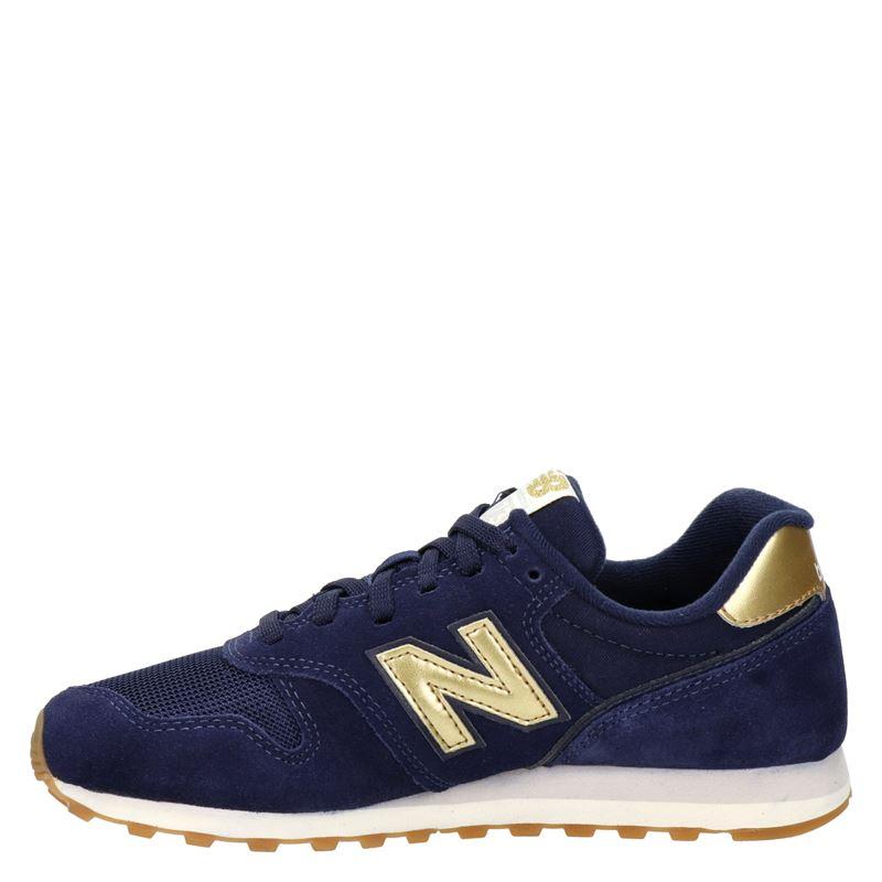 New Balance 373 - Lage sneakers - Blauw