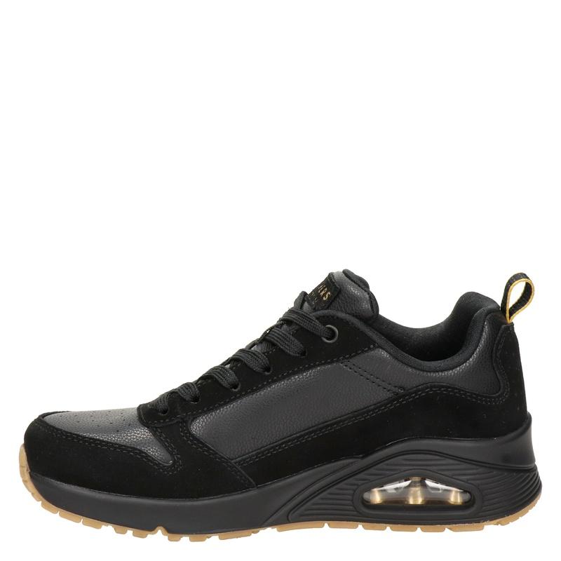 Skechers Street Los Angeles - Lage sneakers - Zwart