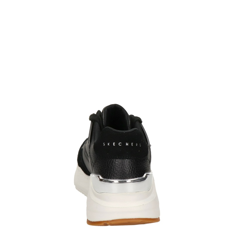 Skechers Street Rovina - Lage sneakers - Zwart