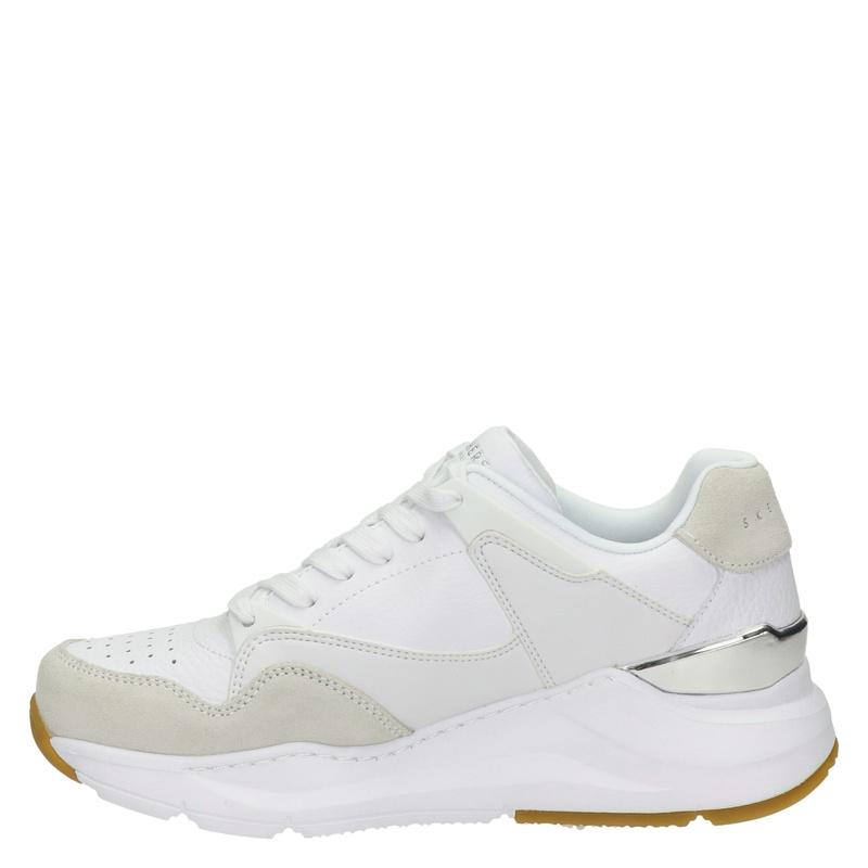 Skechers Street Rovina - Lage sneakers - Wit