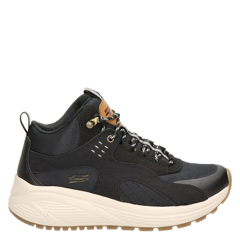 Skechers Bobs Sport - Hoge sneakers - Zwart