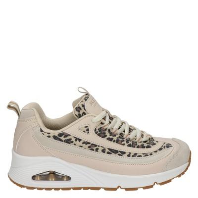 Skechers Uno Wild Streets - Lage sneakers - Beige