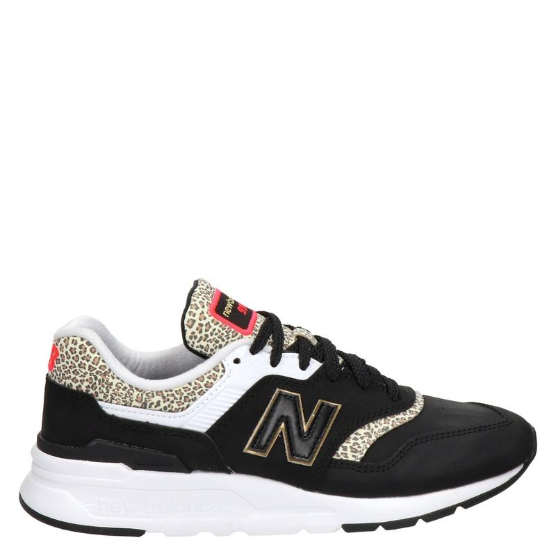 New Balance - Lage sneakers - Zwart