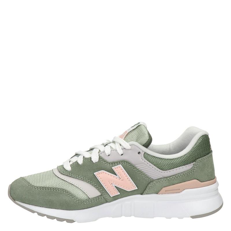 New Balance - Lage sneakers - Groen