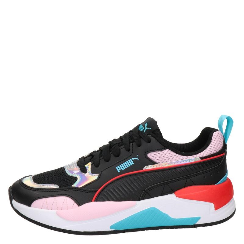 Puma X-Ray Square - Lage sneakers - Zwart