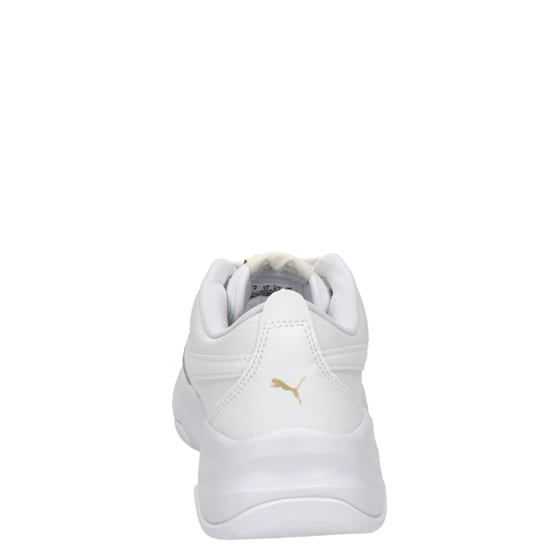 Puma Cilia Mode Lux - Dad Sneakers - Wit