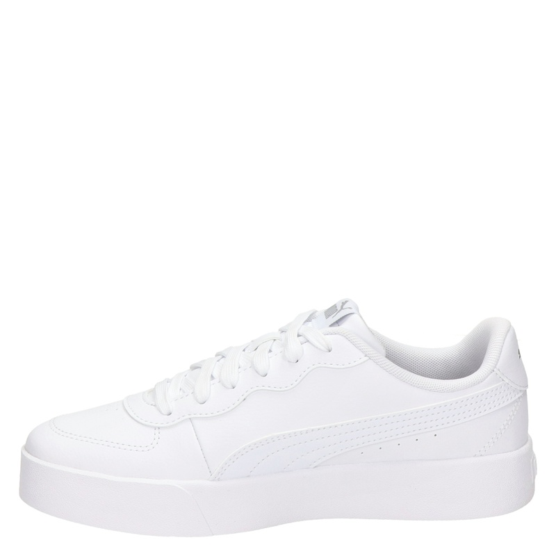 Puma Skye Clean - Lage sneakers - Wit
