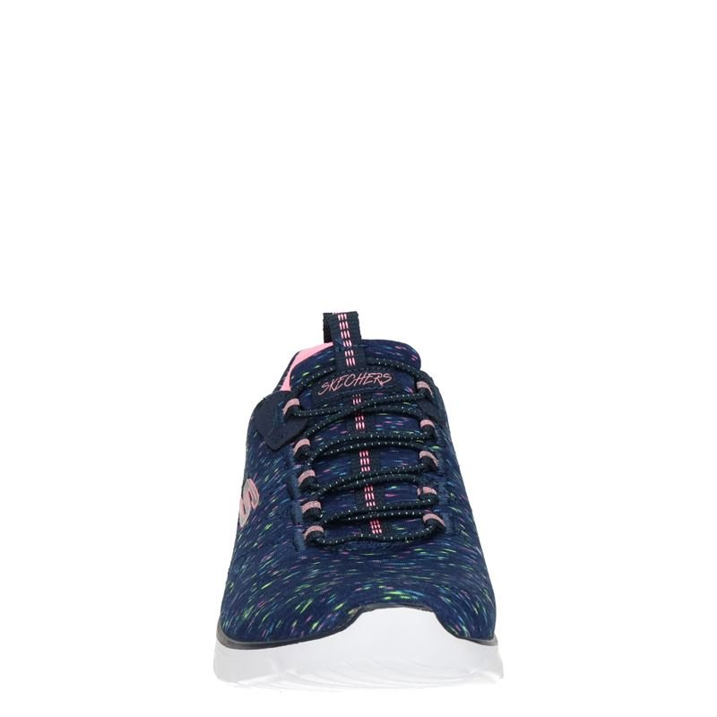 Skechers Relaxed Fit - Lage sneakers - Blauw
