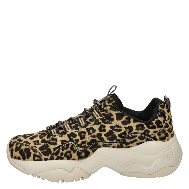 Skechers D'Lites 3.0 - Dad Sneakers - Bruin
